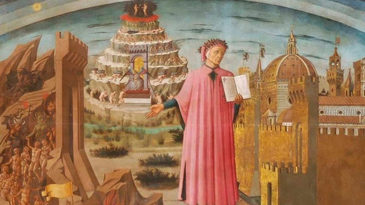 La 'Divina Comedia' de Dante