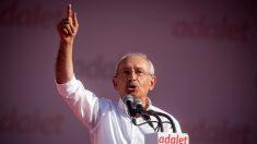 Kemal Kiliçdaroglu, líder de la oposición turca. (Getty)