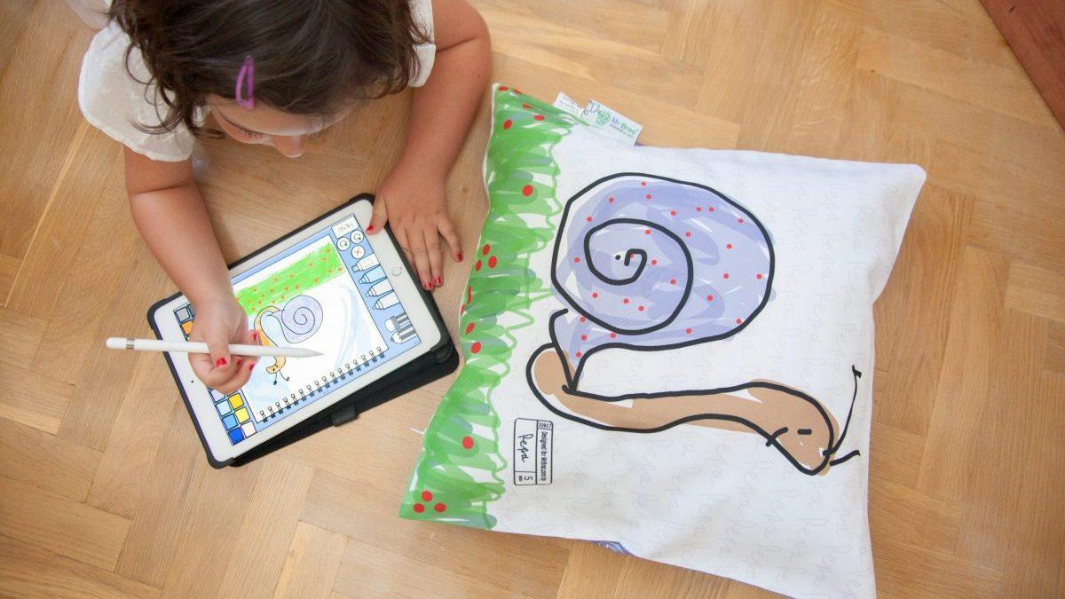 MrBroc, startup que permite convertir dibujos en regalos de diseño