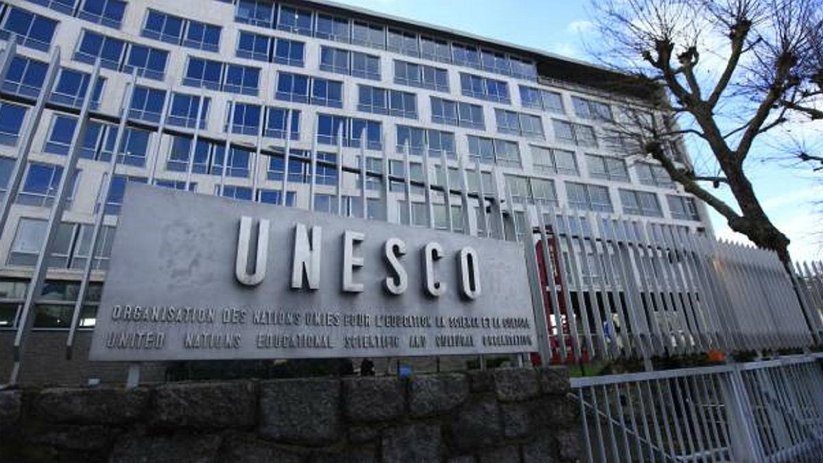 Sede de la UNESCO en París.