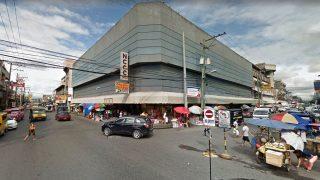 Centro comercial NCCC, en Davao (Filipinas).