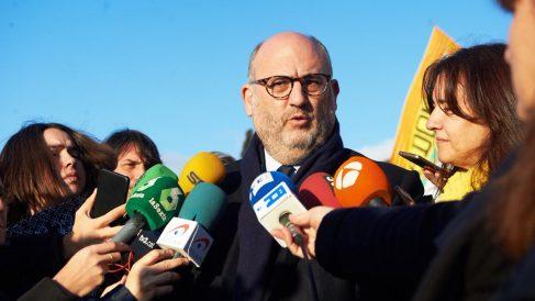 Eduard Pujol. (Foto: JxCat)