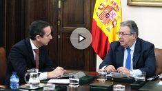 Entrevista al ministro del Interior Juan Ignacio Zoido.