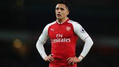 Alexis Sánchez será una ganga a partir del próximo mes de enero. Parece que no renovará con el Arsenal y los mejores equipos del mundo andan tras él. Esta temporada ha marcado seis goles. (Getty)