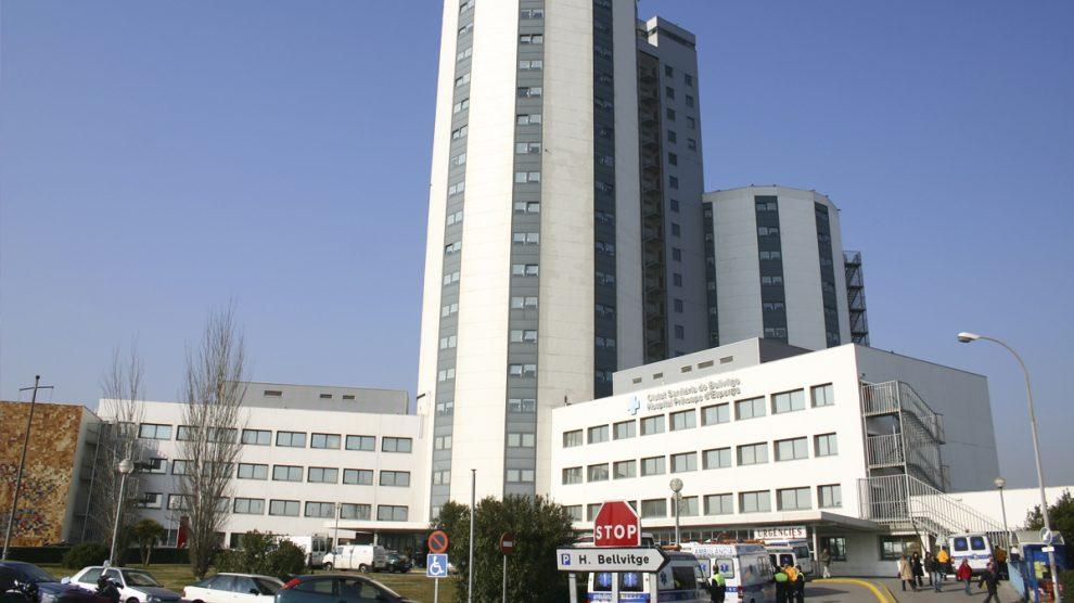 Hospital de Bellvitge de L'Hospitalet de Llobregat (Barcelona).