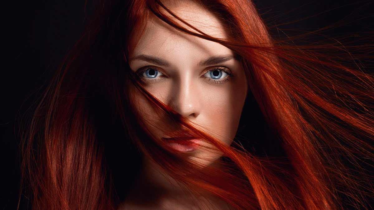 La rosácea afecta más a los que tienen la piel clara.