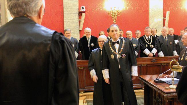 Manuel Marchena toma posesión como presidente de la Sala Segunda del Tribunal Supremo (Foto: CGPJ).