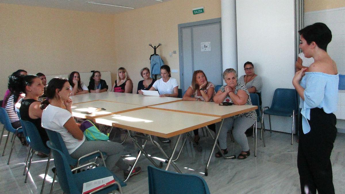 «Torreblanca: una apuesta por la mujer» (Foto: Fundación Prodean)