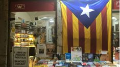 Libreria 'Les Voltes', en Gerona.