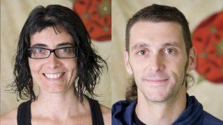 Marta Llorens y Oriol Ciurana, los dos ediles de la CUP detenidos por incitación al odio. (Foto: Ayuntamiento de Reus)