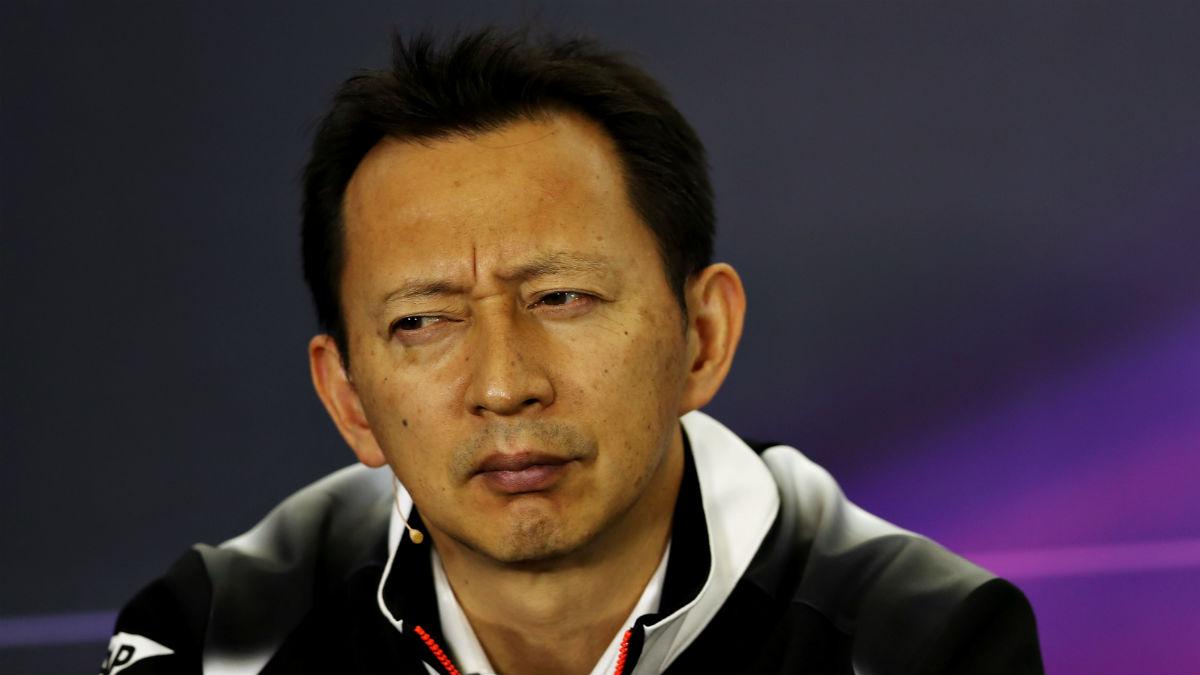 Yusuke Hasegawa, máximo responsable de Honda en la Fórmula 1 hasta ahora, no se ha cortado a la hora de afirmar que el progreso del motor japonés durante esta temporada 2017 ha sido satisfactorio. (Getty)