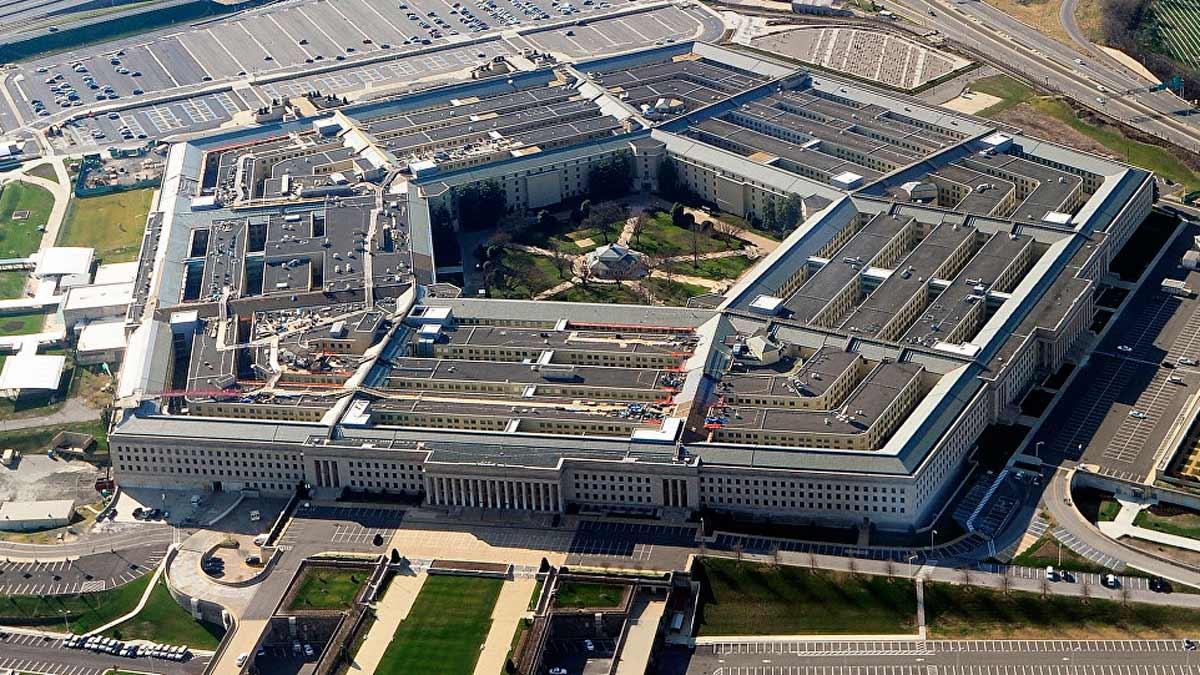 Pentágono. (Foto: AFP)
