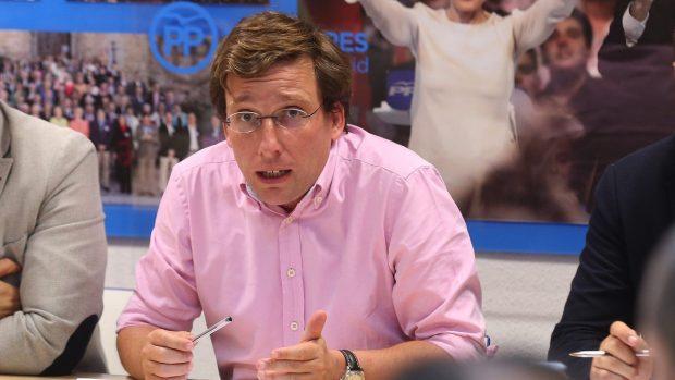 El PP vota como Hijo Adoptivo de Madrid a Almodóvar, que les acusó de dar un golpe de Estado el 11-M