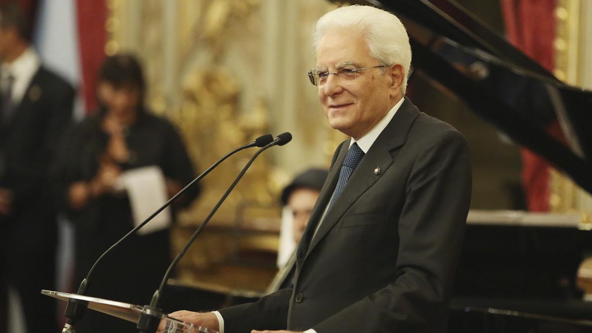 Sergio Mattarella (Foto: Getty)