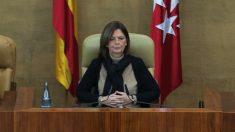La presidenta de la Asamblea de Madrid, Paloma Adrados. (Foto: PP)