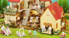 Sylvanian Families son unos juguetes que representan a los diferentes animales en situaciones humanas.