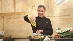 La cocinera Ada Parellada dueña del restaurante Semproniana.