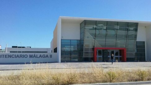 El centro penitenciario de Málaga, conocido como la cárcel de Archidona.
