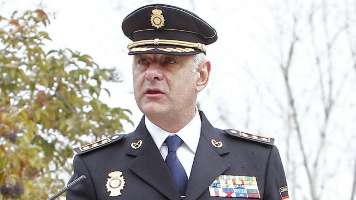 Enrique Barón, ex jefe antiterrorista de la Policía.