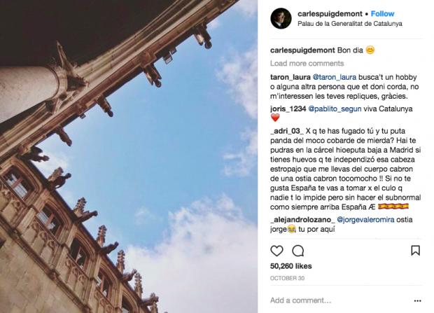 Los golpistas Puigdemont y Turull aprovechan las navidades para viajar con sus familias