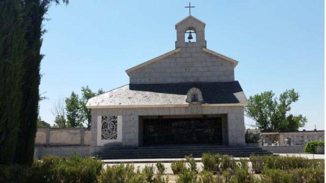 Cementerio de Mingorrubio francisco franco