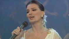 La actriz y cantante María José Cantudo.