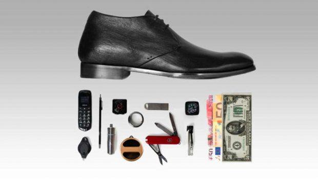 The Secret Shoe