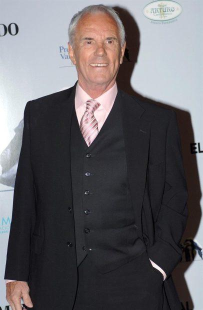 El actor Pedro Osinaga en 2007. Foto: EFE