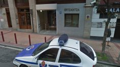 Comisaría de la Ertzaintza. Foto: GMaps