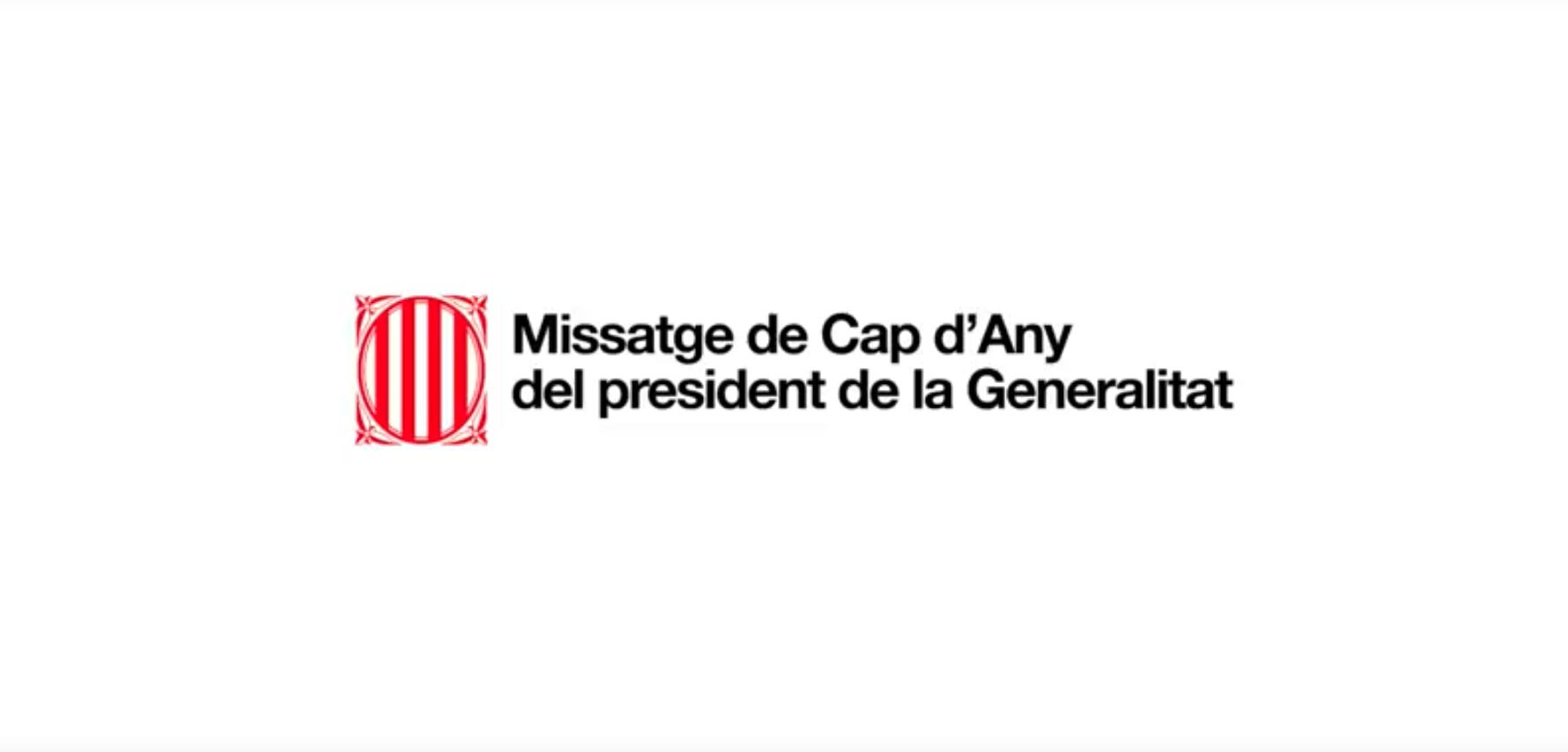 Puigdemont se ha presentado como «presidente de la Generalitat» pese a que está destituido.