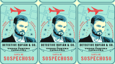 """La carta de sospechoso del """"Detective Rufián & Co."""""""