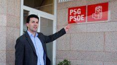 Gonzalo Caballero, líder del PSdeG.