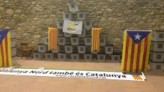 Subasta de urnas de Cataluña
