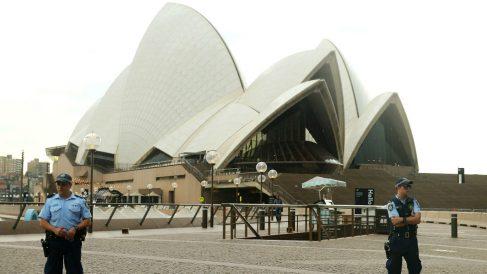 La ópera de Sidney, el edificio más conocido de la ciudad australiana.