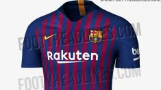 La nueva camiseta del Barça vuelve a su estilo clásico.