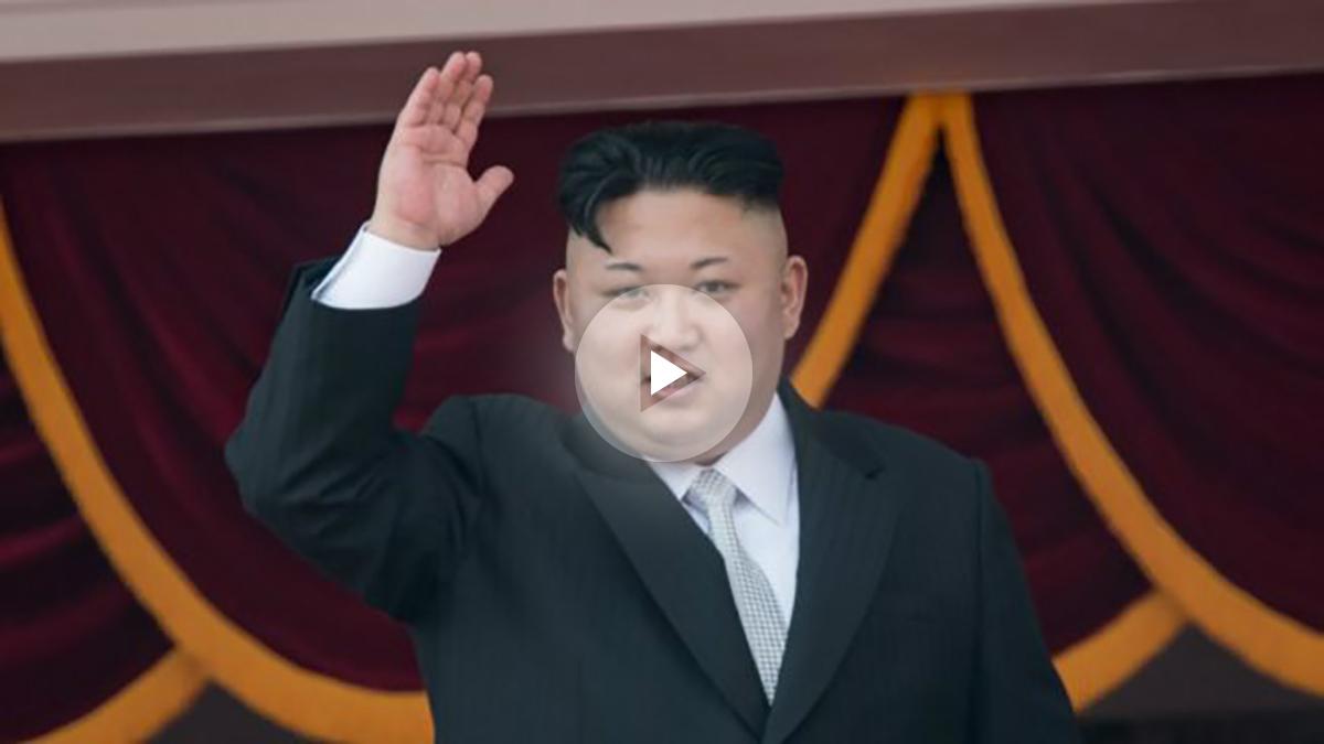 Kim Jong-un. Foto: AFP