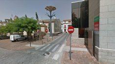 Plaza principal de Almendralejo (Badajoz).