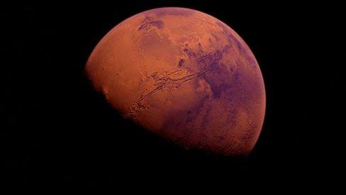 Un nuevo estudio determina los orígenes del Planeta Rojo