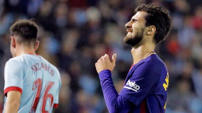 La segunda unidad del Barcelona no puede con el Celta (1-1)