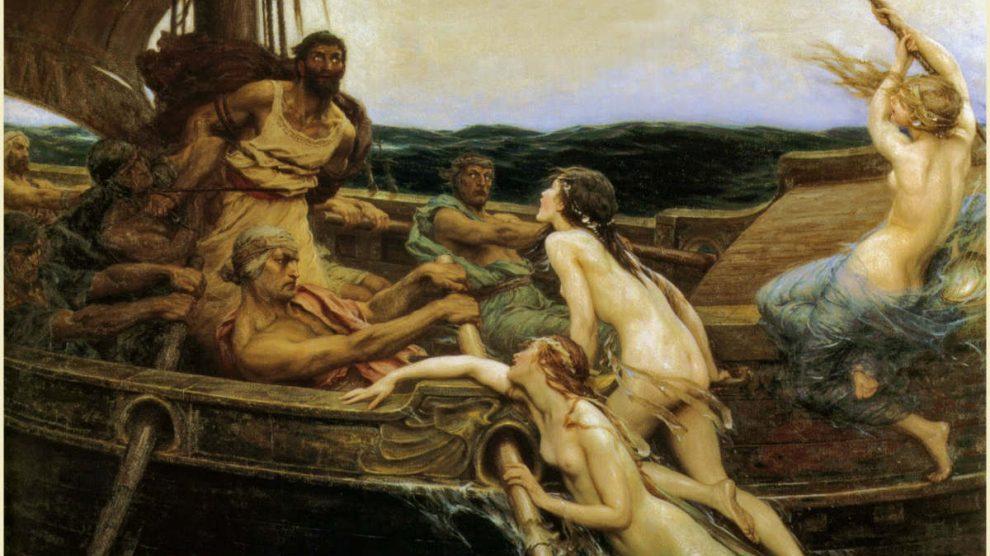 Homero: biografía del autor de 'La Odisea' y 'La Ilíada'