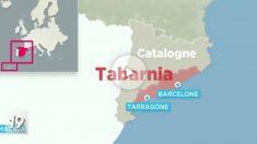 Vídeo de la televisión belga explicando el movimiento Tabarnia (Fuente: 'Dolça Catalunya')