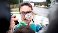 José Ramón Sierra, abogado de José Enrique Abuín, alias 'El Chicle', asesino de Diana Quer. (Foto: EFE)