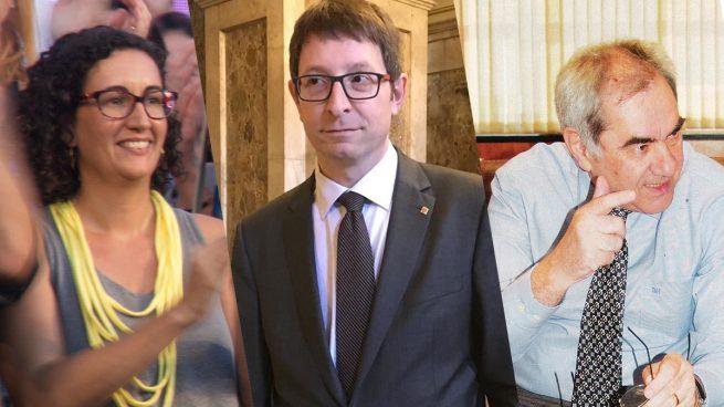 Rovira quiere ser presidenta del Parlament pero ERC piensa en el imputado Mundó y en Ernest Maragall