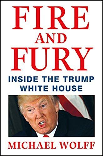 'Fuego y furia': el escandaloso libro que demuestra que es mejor tener a Trump de enemigo que de amigo