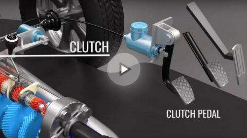 El funcionamiento del embrague de un coche con cambio manual queda perfectamente explicado en el vídeo que protagoniza este artículo.