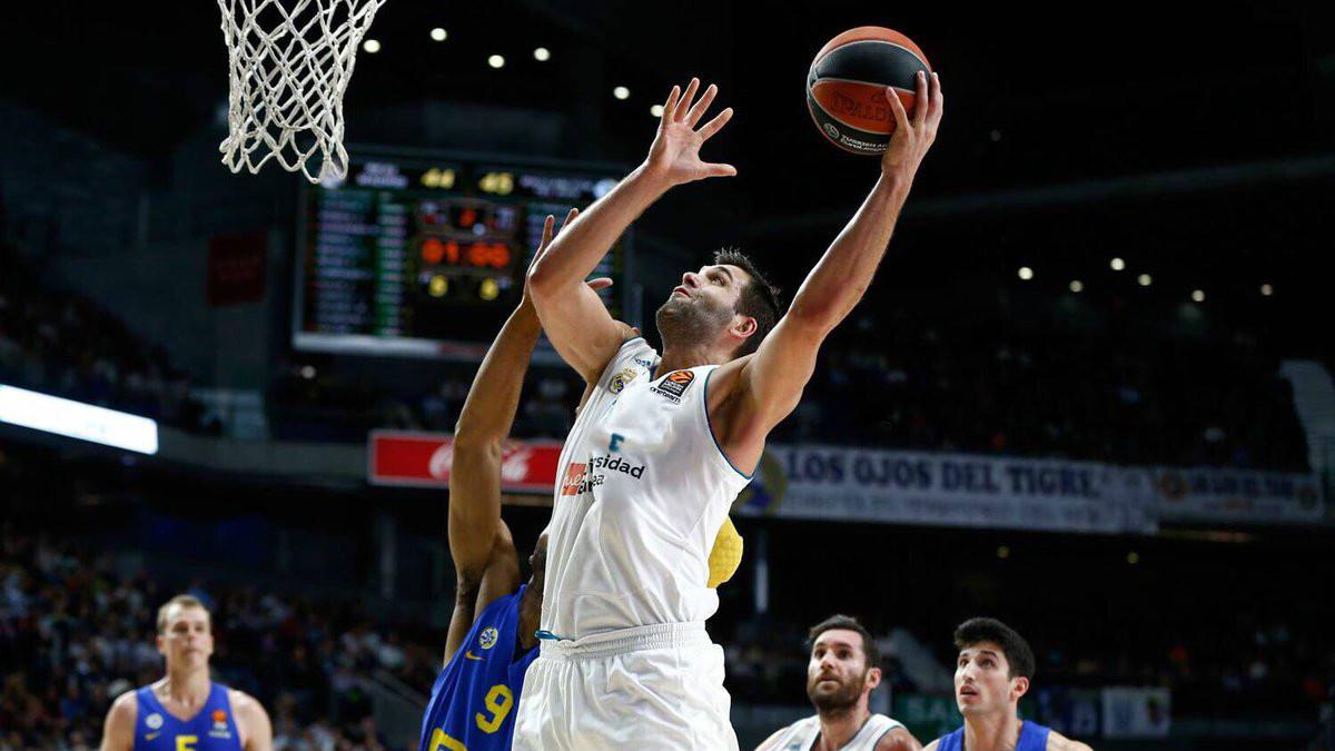 Felipe Reyes es una leyenda del baloncesto español.