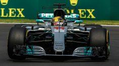 El monoplaza de 2017 de Mercedes no fue tan dominador como los precedentes, pero sí fue lo suficientemente rápido como para alzarse con un nuevo título mundial. (Getty)