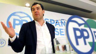 Juanma Moreno, presidente del PP-A. (EFE)
