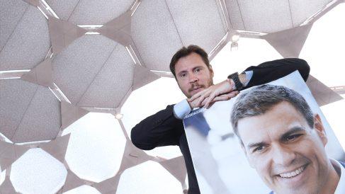 Óscar Puente, portavoz de la Ejecutiva del PSOE. (EFE)