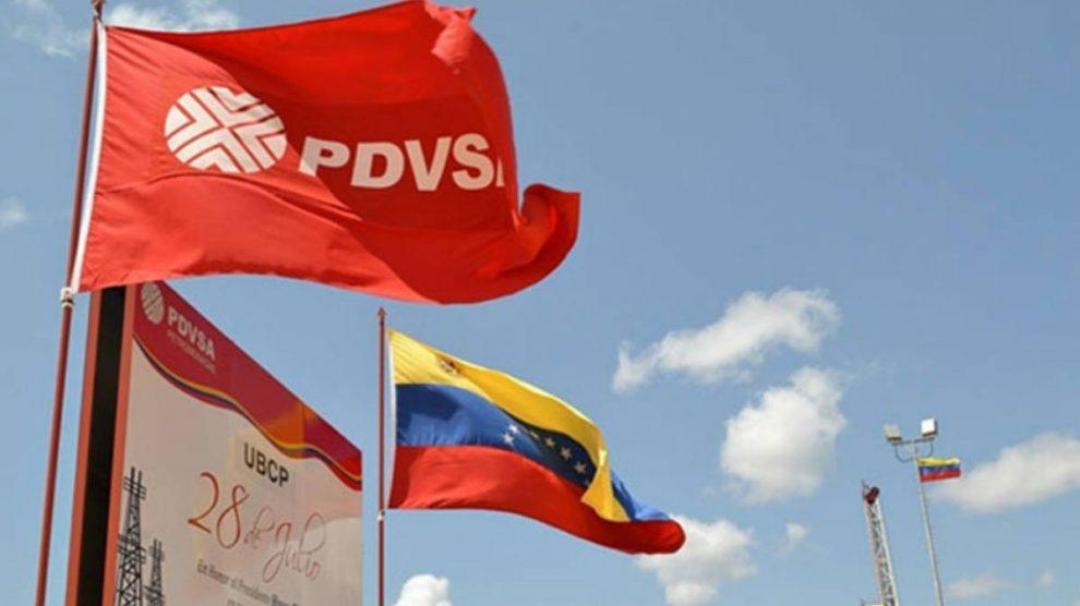 La petrolera estatal de Venezuela PDVSA.